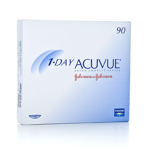 1 Day Acuvue , 90er Box