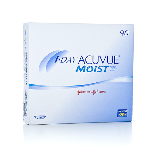 1 Day Acuvue Moist , 90erBox