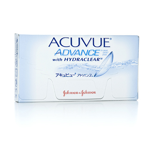 Acuvue advanced, 6er Box