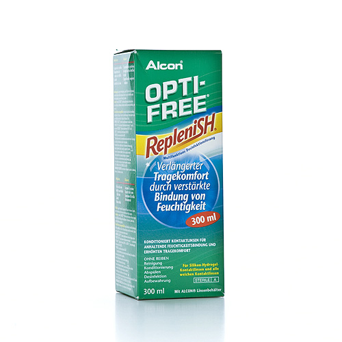 Pflegemittel Opti Free RepleniSH