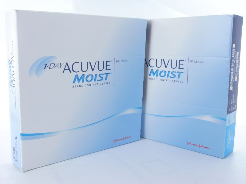 1 Day Acuvue Moist ,  2 x 90erBox