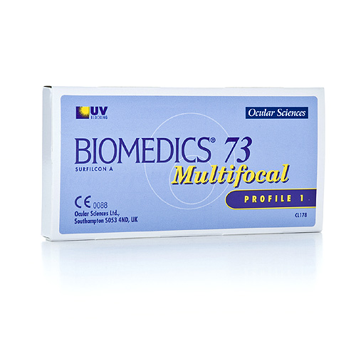 Biomedics UV Multifocal , 6er Box