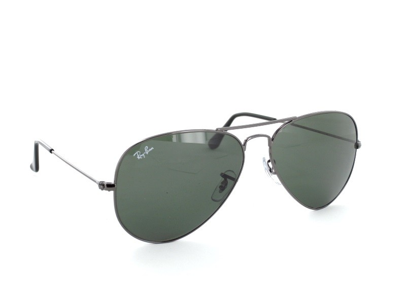 ray ban rb3025 w0879 large aviator pilotenbrille. Black Bedroom Furniture Sets. Home Design Ideas