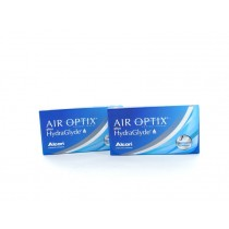 2x Air Optix plus HydraGlyde, 3er Box