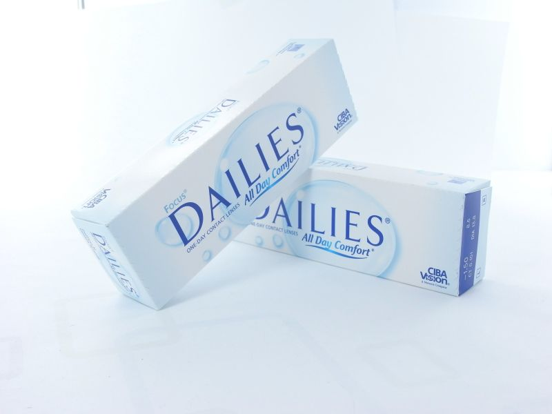 Focus Dailies All Day Comfort, 2x30er Box
