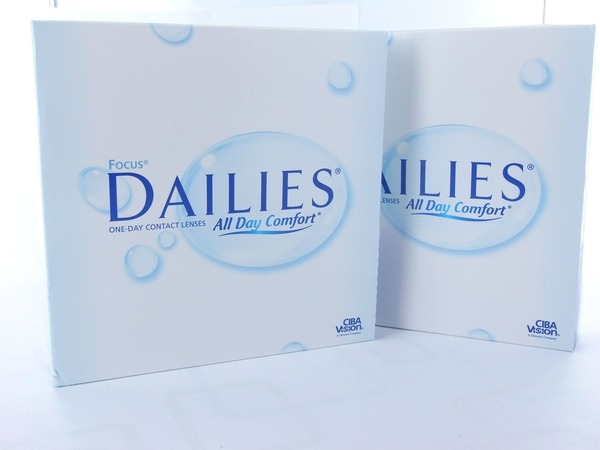 Focus Dailies All Day Comfort, 2 x 90er Box
