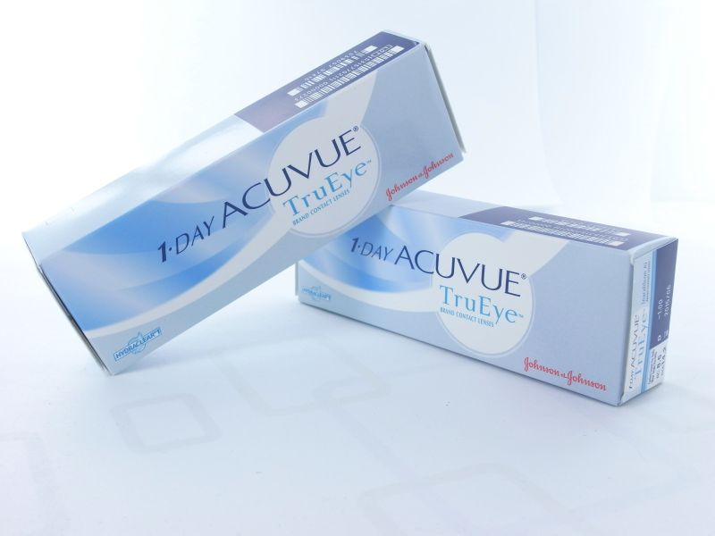 1 Day Acuvue TruEye 2 x 30er Box