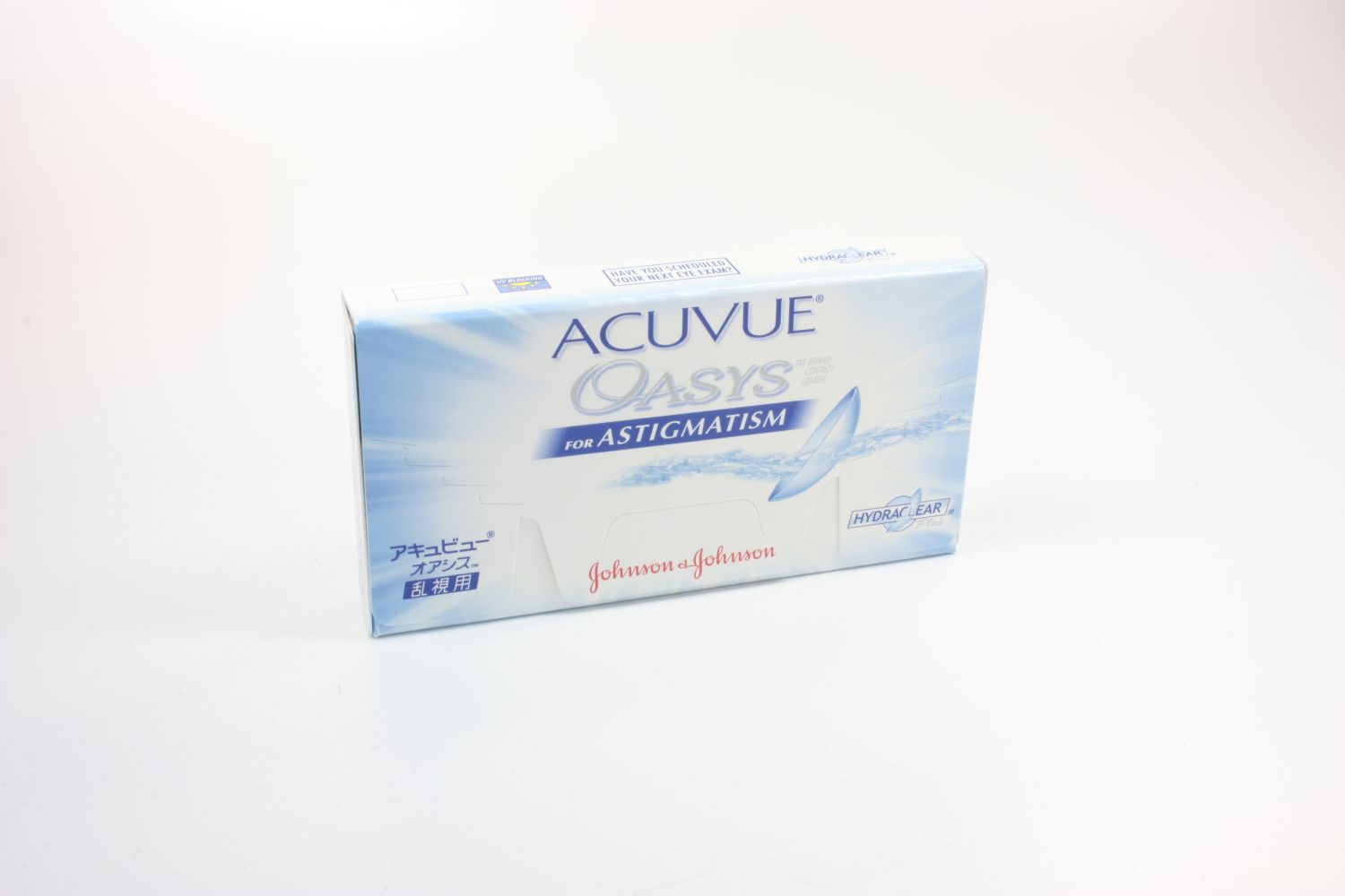 Acuvue Oasys for Astigmatism 6er-Box