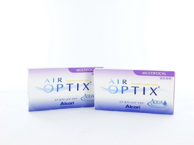 Air Optix Aqua Multifocal, 2x 3er Box