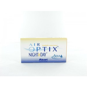 Air Optix Night & Day Aqua, 6er Box