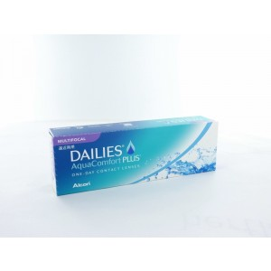 Dailies Aqua Comfort Plus Multifocal, 30er Box