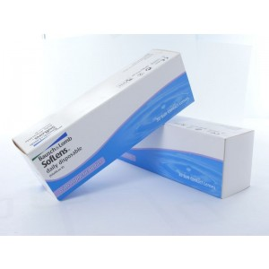 Soflens Daily Disposable, 2x 30er Box