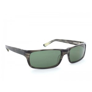 Kästner Optik - Albert - 14 - Hornoptik Black Grey/ Green Gl.