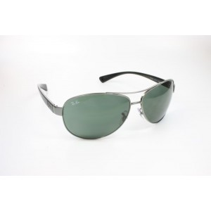 Ray Ban - RB3386 004/71 Gr. 67 L -Gunmteal/Green