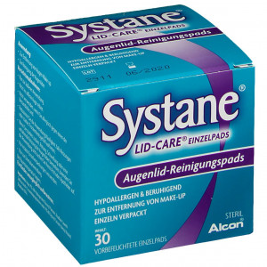 Systane LID-CARE, EINZELPADS